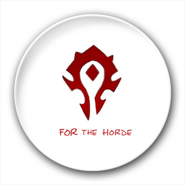 魔兽部落徽记-开瓶器钥匙扣