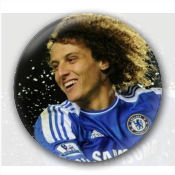 2014巴西世界杯大卫路易斯-创意冰箱贴