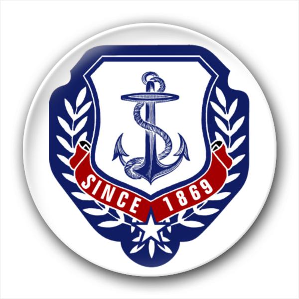 海锚-卡通小人钥匙扣