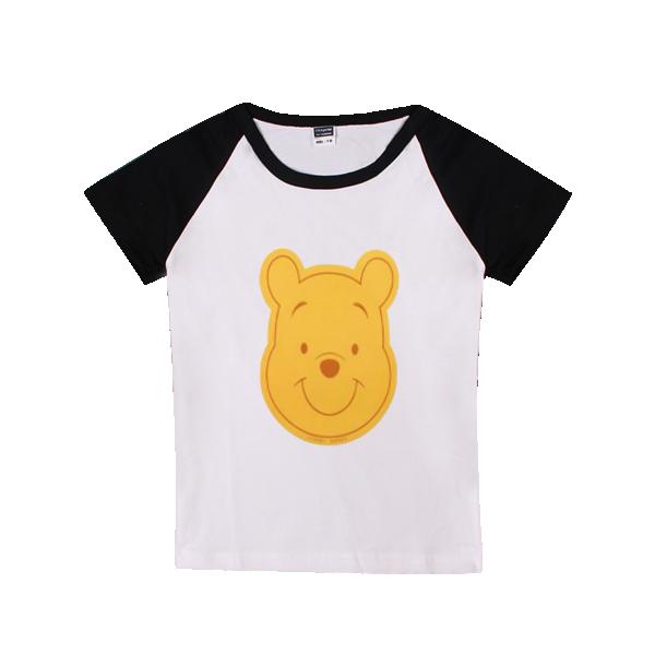 儿童t动物-时尚童装插肩t恤图片