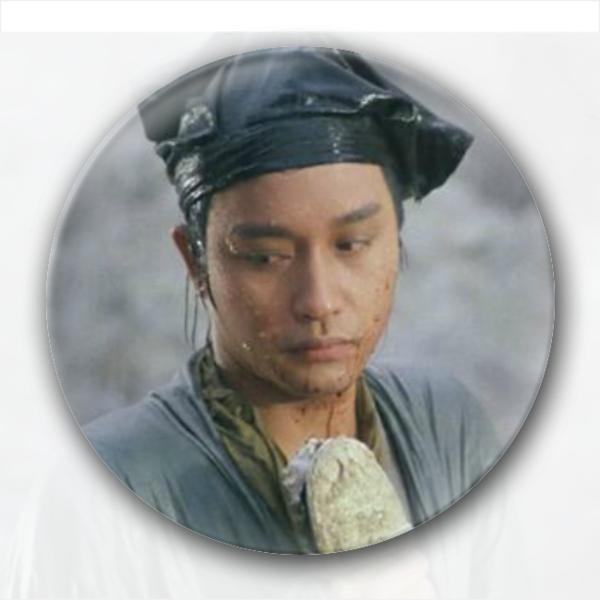 张国荣_宁采臣-4.4个性徽章图片