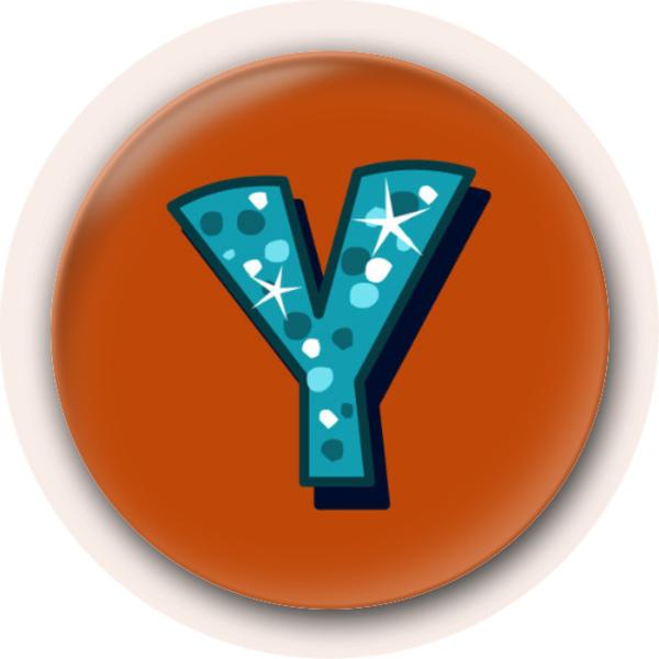 什么个性筹d#y�9ioyd+_大写字母-y-4.4个性徽章