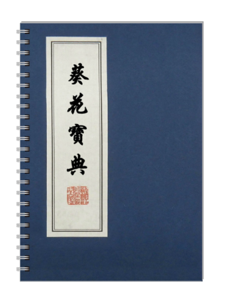 葵花宝典(古代武功玩法)-a5笔记本游戏小班跳跳跳定制秘籍图片