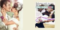 只属于你我的浪漫婚纱时尚简洁潮流梦幻现代欧式韩式复古-方8寸Lucky book硬壳照片书30p