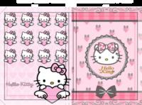 HelloKitty 凯蒂猫 纪念册(亲子、宝贝、爱情、青春、毕业、全家福适用)-硬壳精装照片书