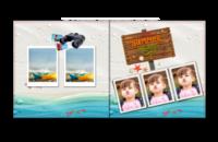 海边度假(亲子、情侣、毕业、聚会、生日、青春)-贝蒂斯8X8照片书