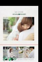 My Lover 我的爱人-印刷胶装杂志册26p(如影随形系列)