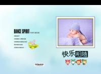 快乐相随-儿童-照片可替换-硬壳精装照片书30p(亮膜)