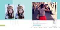 时光印记-致旅行(图片可换)母板-福字照片书-方8寸