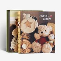 大6寸(4D)Teddy泰迪熊相册影集(200张)
