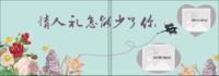 情人礼怎能少了你(爱的礼物 朋友 旅行 节日 生日 结婚礼物)-6x8轻装文艺照片书42P