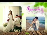 爱情故事 照片可更换-硬壳对裱照片书30p