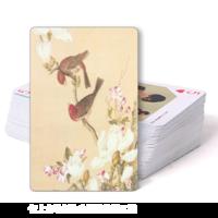 花鸟-双面定制扑克牌
