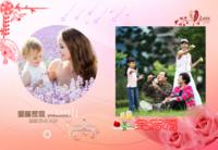 全家福(儿童全家福)-8X12锁线硬壳精装照片书56p