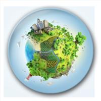 绿色家园-5.8个性徽章