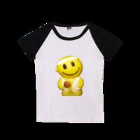 晴天娃娃-时尚童装插肩T恤