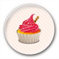 冰淇淋-4.4个性徽章