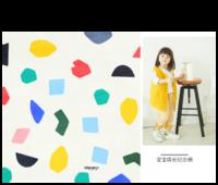 彩色童年 宝宝成长纪念册-15寸硬壳蝴蝶装照片书24p