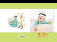 BABY(照片可换22)-硬壳精装照片书22p