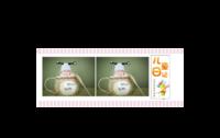 儿童日记-照片可替换-陶瓷马克变色杯