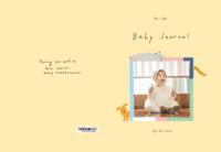Baby Journal 宝宝记事本 宝宝的成长足迹-A4硬壳照片书42p