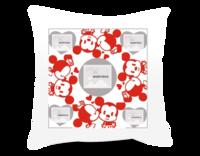 亲亲~脱俗米奇版-方形个性抱枕