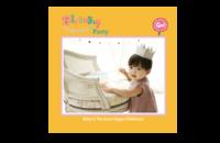 好运宝贝 美好童年我的宝贝-8x8印刷单面水晶照片书