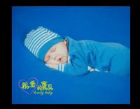 亲爱的 亲爱的宝贝 lovely baby 图可换)-12x10寸木版画横款