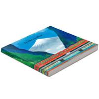 得力73367几米素描本 美术本 速写画图本 (蔚蓝)80页