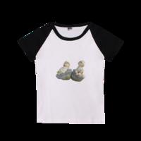 小朋友-时尚童装插肩T恤