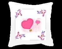 心 恋-方形个性抱枕