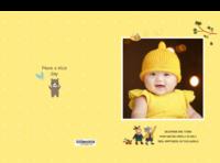 童话里的小天使-硬壳精装照片书20p(亮膜)