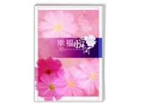 幸福花开-A4杂志册26p(哑膜、胶装)