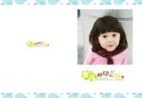 童年脚印一串串,美好回忆-8X12锁线硬壳精装照片书—56p
