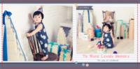 韩式爱的记忆童年时光故事 happy day-星光贝贝30p