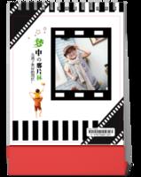 梦中森林 童年影像 照片可换-10寸竖款双面