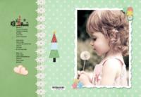 最爱宝贝-8X12锁线硬壳精装照片书24p