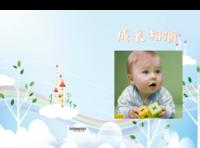 宝宝的成长相册#-A4硬壳照片书42p