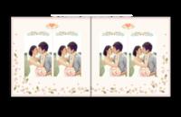 花的嫁纱-照片可替换-贝蒂斯6x6照片书
