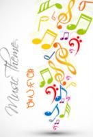 音乐之声-定制lomo卡套装(25张)