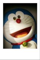 可爱哆啦A梦拍立得-6寸照片拍立得竖款6A