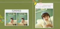 快乐主义(图片可换)母版-PU儿童毕业纪念册-PU儿童毕业纪念册20p