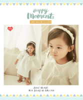 happy moment幸福时刻开心时刻韩式童年记忆lmar28(样片可换)-12X10寸木版画竖款