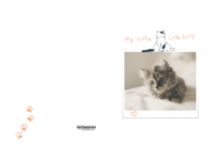 猫咪物语,我家的小宠物 铲shi官  喵-A4硬壳照片书42p