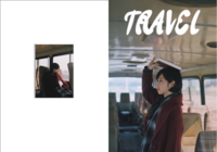 旅行,旅游,在路上-我们的纪念册22p