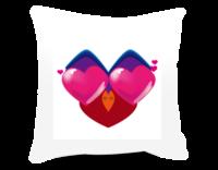 超爱猫头鹰-方形个性抱枕
