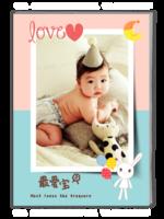最爱宝贝-A4杂志册(42P)