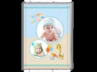 Happy Baby-快乐宝贝-A4杂志册26p(哑膜、胶装)