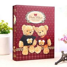 7寸泰迪熊相册