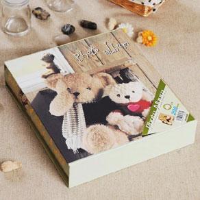 大6寸泰迪熊相册